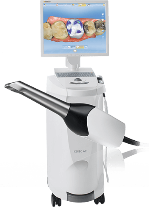 CEREC intraoral camera Select Dental