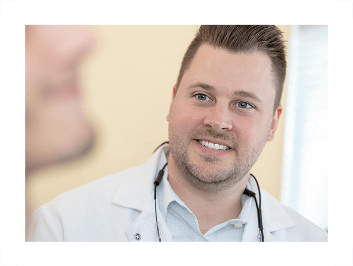 passionate Dr McCabe Select Dental